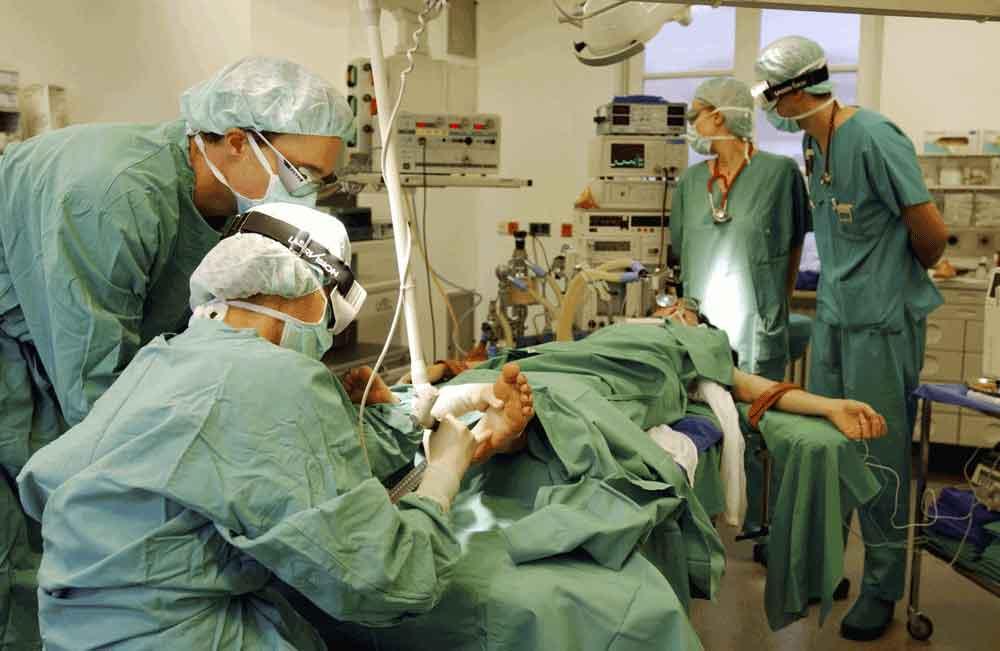 Лечение опухолевых заболеваний фото